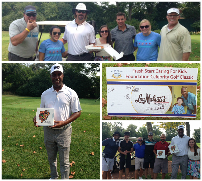 Jermaine Dye Celebrity Golf Outing