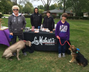 Lou Malnati's at the Palos Heights Pet Parade