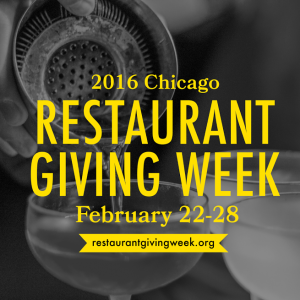 Lou Malnati's in Restaurant Giving Week