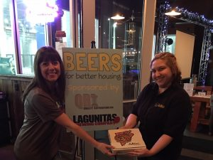 Lou Malnati's at Beers for Better Housing