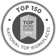 Top 150 National Top Workplaces