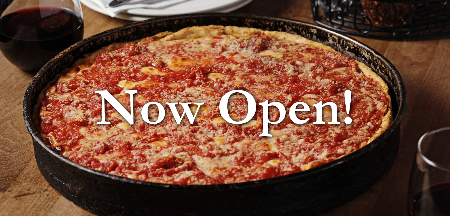 Lou Malnati's Chicago - Midway - Now Open!