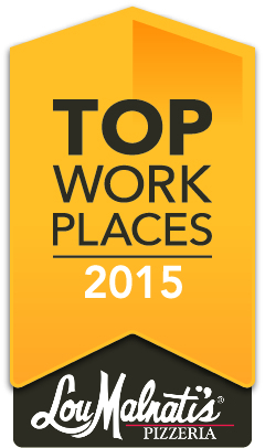 Lou Malnati's Top Workplace 2015