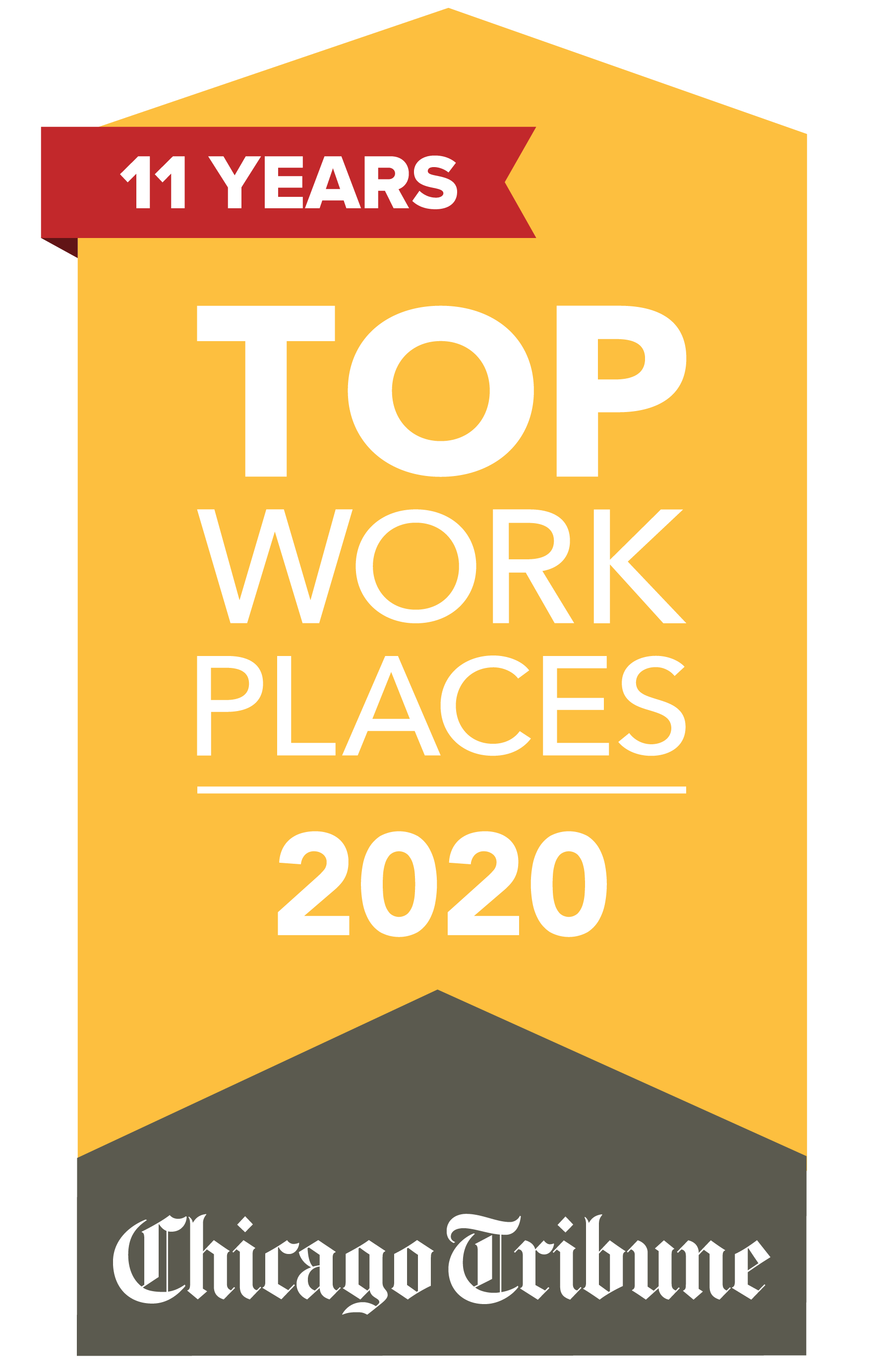 Lou Malnati's Top Workplace 2020